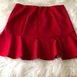 beautiful Fall fun skirt